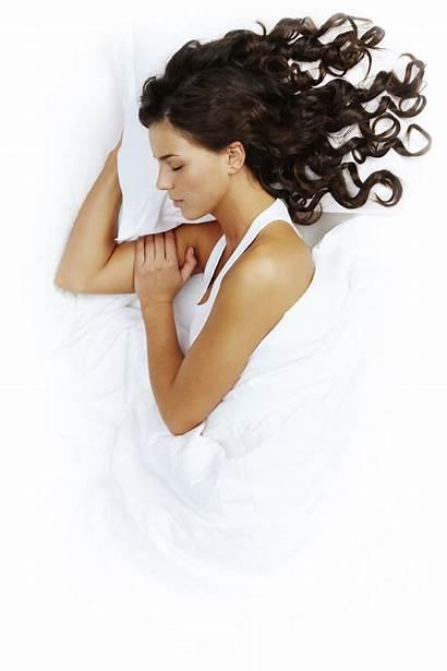 Sleep Sleeping Hair Well Extensions Tonight Woman