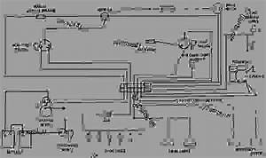 Wiring Diagram - Track-type Tractor Caterpillar 8d
