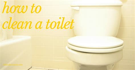 how to clean a toilet wondering how to clean a toilet follow this simple cleaning process no place like home