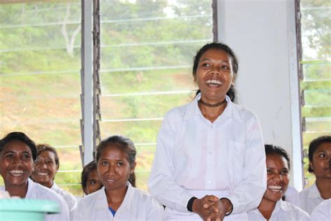Women And Girls Are 100 Ready To Lead In Timor Leste