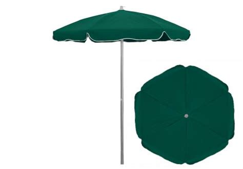 6 5 ft sunbrella forest green patio umbrella with tilt