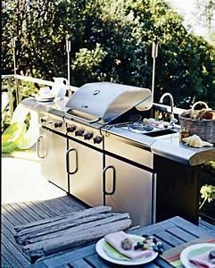 Pierre De Lave Barbecue Gaz : barbecue gaz pierre de lave leroy merlin ~ Dailycaller-alerts.com Idées de Décoration