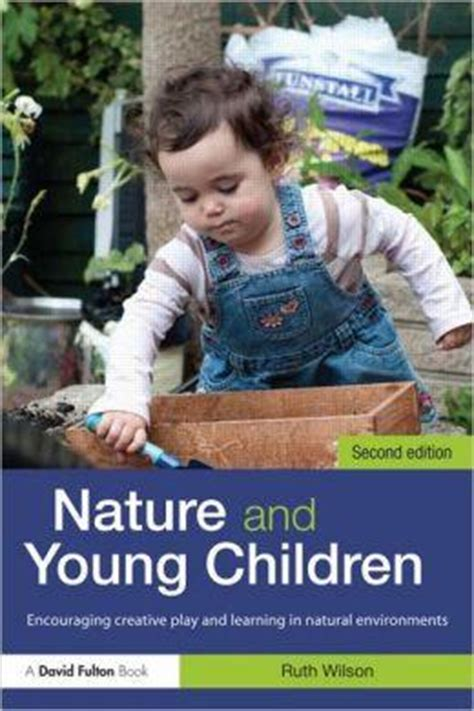 nature  young children encouraging creative play