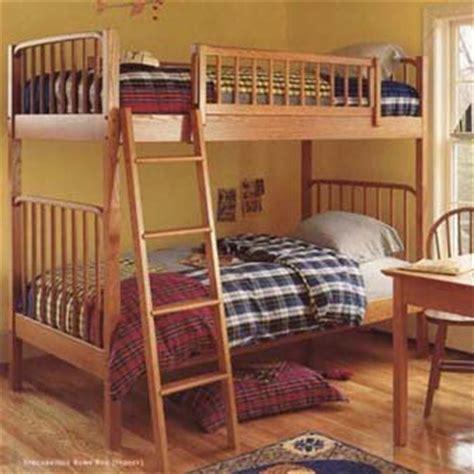 vermont tubbs stockbridge bunk bed