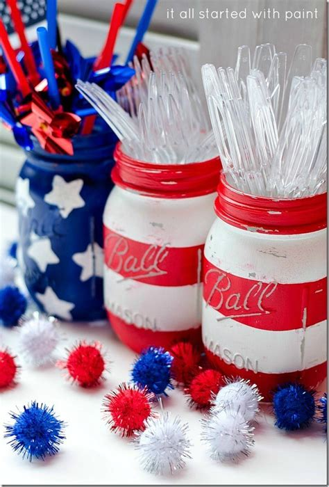 brightnest patriotic party 4 minute 4th of july decorations