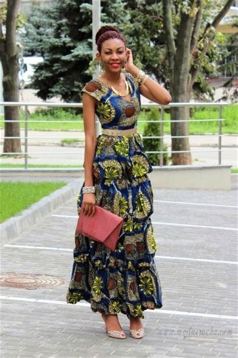 robe longue moderne 17 best images about print fashion on fashion dress and