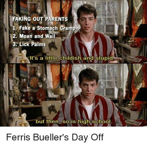 25 best memes about ferris bueller s day off ferris bueller s day off memes