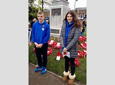 Dartford District Swimming Club Remembrance Sunday 2015