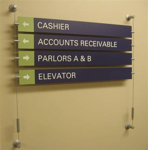 Every Business Needs These Interior Signs In Raleigh Nc