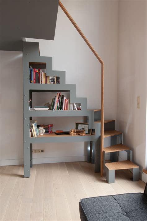bureau biblioth ue int r escalier etagere pour mezzanine 28 images escaliers