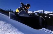 125 Kelly Clark Snowboarding World Cup 2000 | Dave Black