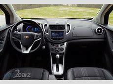 2015 Chevrolet Trax LT AWD Review Web2Carz