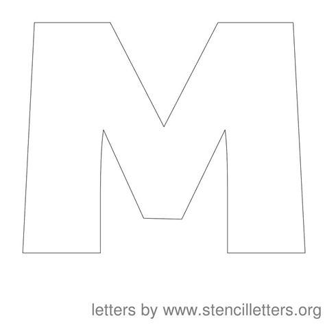 stencil letter uppercase  teacher stuff
