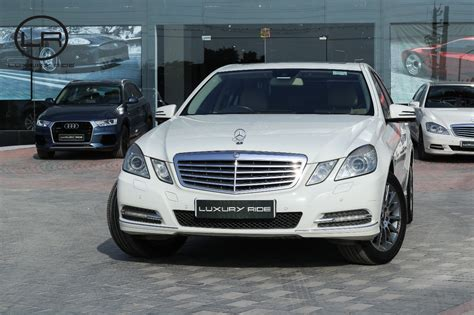 Second Hand Mercedes E220 Cdi Elegance Luxury Car
