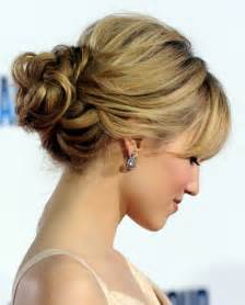 updo for wedding bun hairstyles weekly