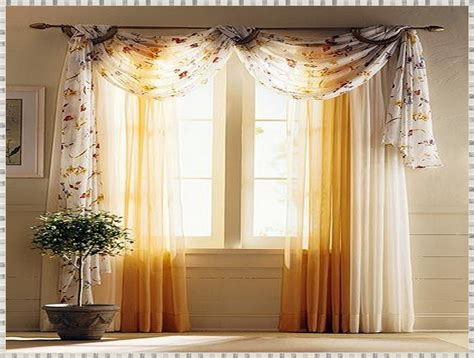 curtains glamour swag curtains  living room tvhighwayorg