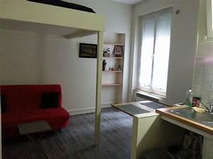 Studio Mezzanine Paris : studio 20m2 with mezzanine in paris 20m2 studio apartment ~ Zukunftsfamilie.com Idées de Décoration