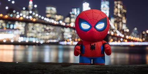 Sphero Unveils Interactive Spiderman  Screen Rant