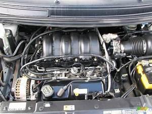 2001 Ford Windstar Lx 3 8 Liter Ohv 12