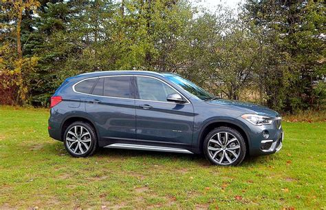 Suv Review 2018 Bmw X1 Xdrive 28i Driving