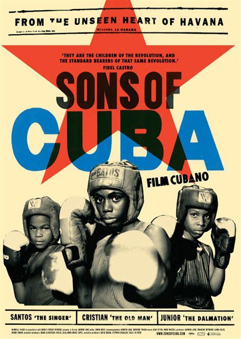 sons  cuba identity intro uk design direction