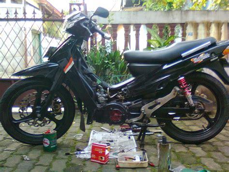 Motor Zr by Yamaha 1 Zr Modifikasi Thecitycyclist