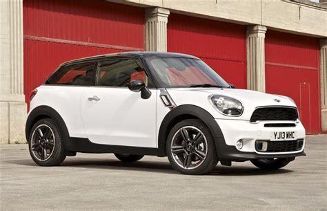 MINI Paceman 2013 - Car Review