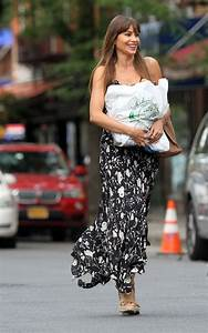"Sofia Vergara - Filming ""Stano"" in NY 07/26/2017"