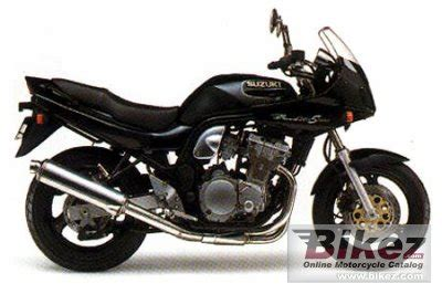 97 Suzuki Bandit 600 by 1997 Suzuki Gsf 600 S Bandit Specifications And Pictures
