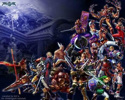 Calibur Soul Cassandra Alexandra Characters Tekken Wallpapers