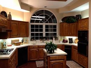 dated kitchen makeover kitchen before after With best brand of paint for kitchen cabinets with instagram logo stickers