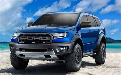ford everest raptor release date specs price