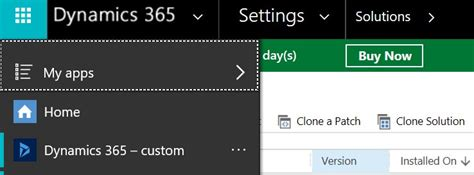 Add Webresource To The Sitemap Using Dynamics 365 Site Map