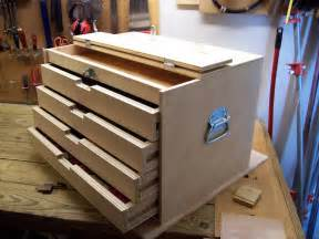 Metal Tool Box Dresser by Free Wood Tool Box Plans Quick Woodworking Projects