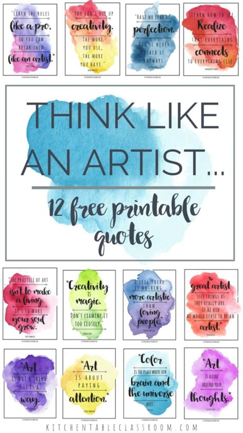 famous artist quotes art quotes  inspire creativity art quotes inspirational artist quotes