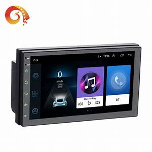 China Manual 2 Din 7inch Android 7168 Hd 1024 600 Full
