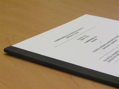 Boston binding   WarRoom Document Solutions