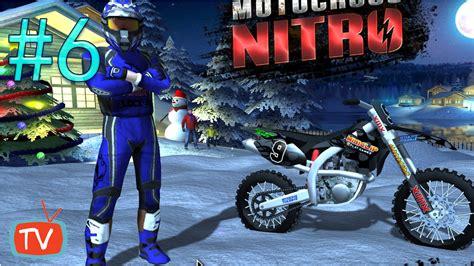 motocross racing games online motocross nitro racing game freestyle part 6 walkthrough