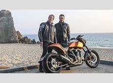 The KRGT1 Keanu Reeves' Dream Motorcycle
