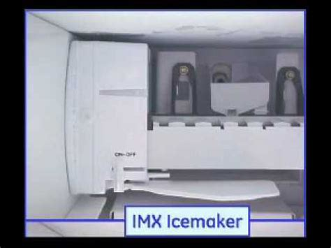 ice maker switch onoff  working youtube