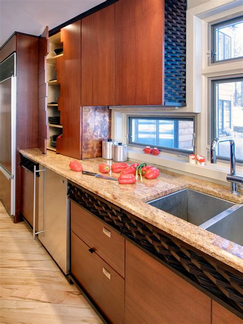 Materials For Kitchen Countertops by Kitchen Countertop Materials Pictures Ideas From Hgtv