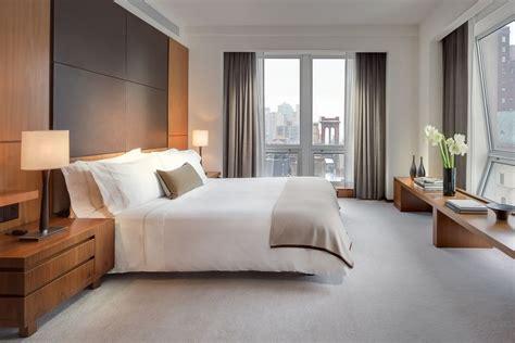 bedroom empire state view suite   langham