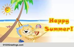 21 Birthday Invitations Free Bright 39 N Sunny Summer Wishes Free Happy Summer Ecards