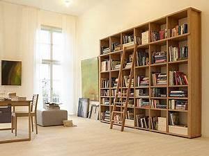 Bücherregal Mit Leiter : b cherregal mit leiter wohnzimmer pinterest leiter b cherregale und arbeitsecke ~ Watch28wear.com Haus und Dekorationen