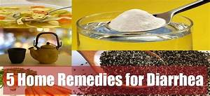 5 Home Remedies For Diarrhea