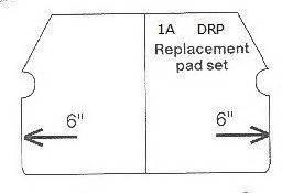 shop superior tile cutter 1a pad set online