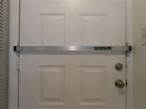 door bar lock best buy doorricade door bar reviews door security bar