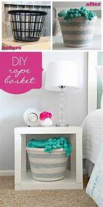 34, Fantastic, Diy, Home, Decor, Ideas, With, Rope
