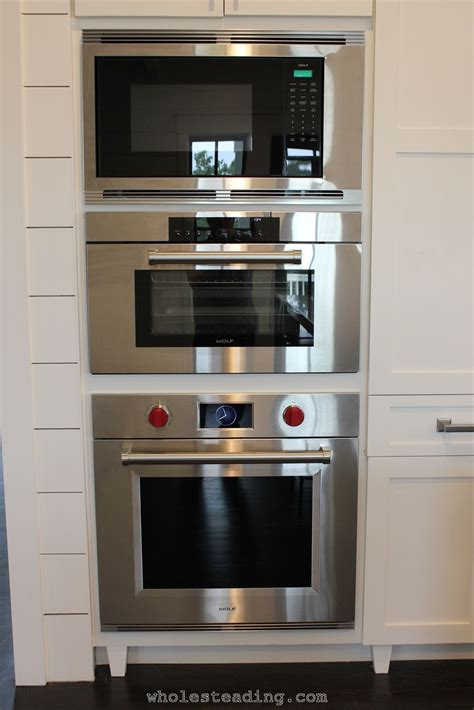 Making coffee in a microwave will save you time and hassle, and it tastes pretty good too. Wolf Microwave, Convection Steam Oven, and Wall Oven   Wall oven, Kitchen remodel, Dream kitchen