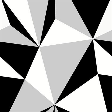 df motif cat dinding hitam putih